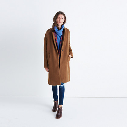 Monsieur Coat : coats | Madewell