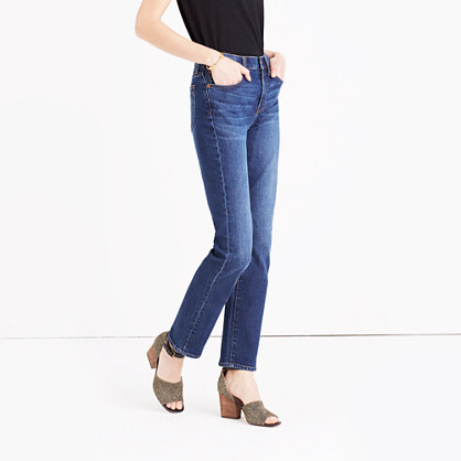 Tall Cruiser Straight Jeans in Lana Wash