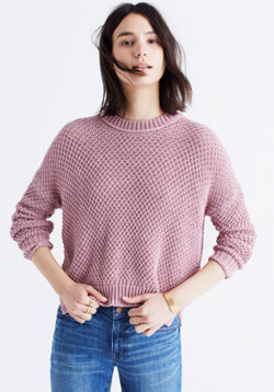 French Quarter Pullover Sweater
