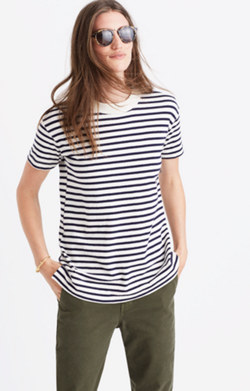 Rivet & Thread LA Mockneck Tee