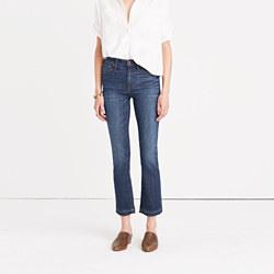 Tall Cali Demi-Boot Jeans in Mitchell Wash: Drop-Hem Edition