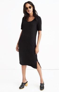 Short-Sleeve Tee Dress