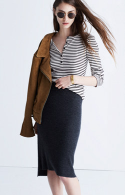 Rowhouse Sweater-Skirt