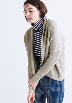 Horizontide Cardigan Sweater