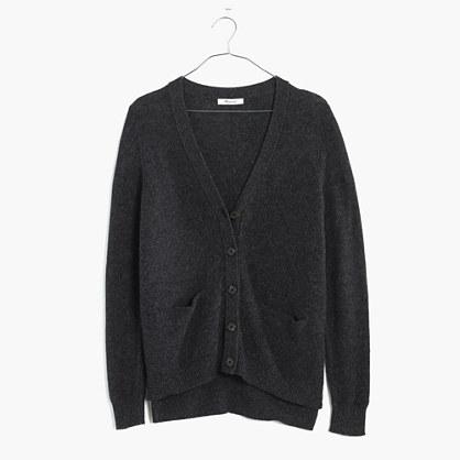 Seedstitch Cardigan Sweater