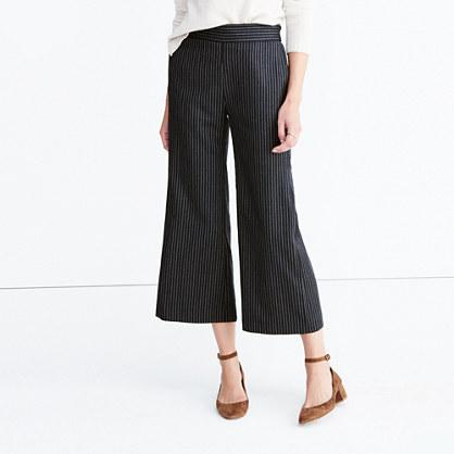 Bryant Wide-Leg Pants in Gemma Stripe
