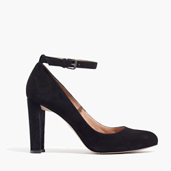 The Cara Ankle-Strap Heel