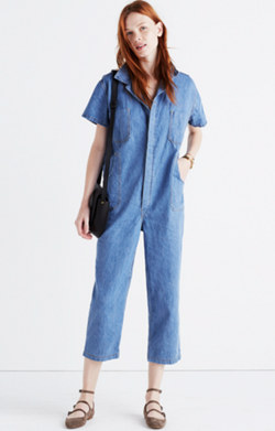 Caron Callahan™ Crawford Denim Jumpsuit