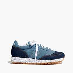 Saucony® Jazz O Sneakers in Denim