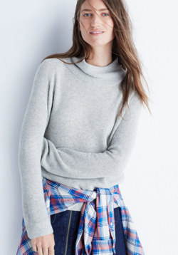 Cinematheque Mockneck Sweater