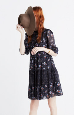 Ulla Johnson™ Floral Skye Dress