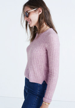 Bookend Pullover Sweater