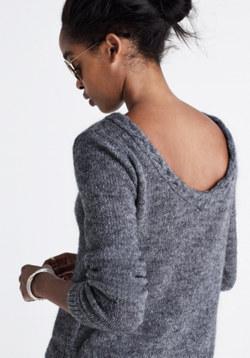 Madewell et Sézane® Brigitte Sweater