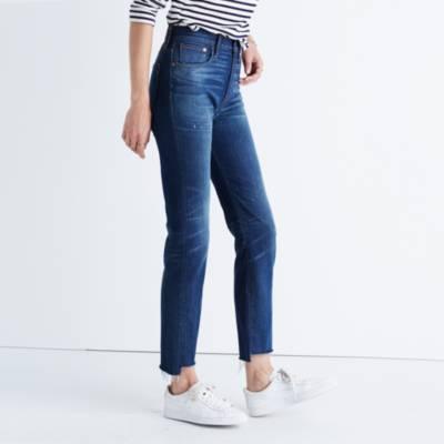 The Perfect Vintage Jean: Step-Hem Edition