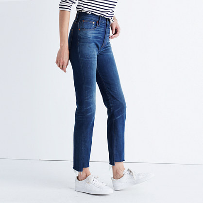 The Perfect Vintage Jean: Step-Hem Edition