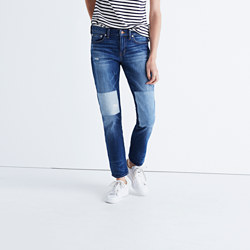 Madewell x B Sides™ Reworked Slim Boyjeans