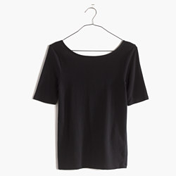 Chorus Scoop-Back Tee