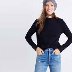 Offline Mockneck Sweatshirt