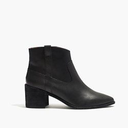 The Lonnie Boot in Leather