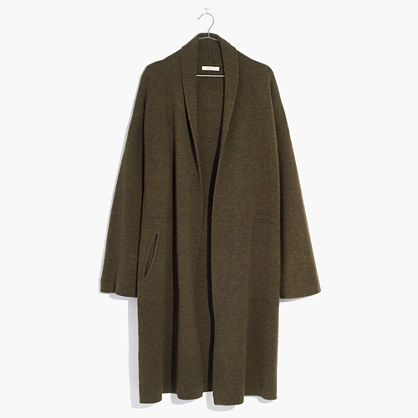 Rivington Sweater-Coat