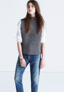Landward Sleeveless Sweater