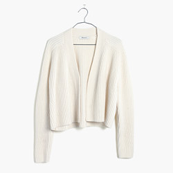 Crop Cardigan Sweater