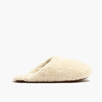 The Sherpa Slipper