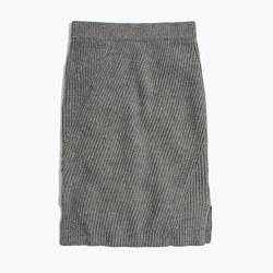 Woodside Sweater Skirt