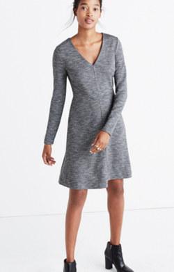 Bridgewalk V-Neck Dress