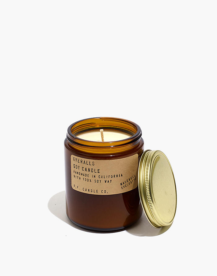 Madewell x P.F. Candle Co. Overalls Candle