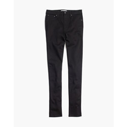 "Taller 10"" High-Rise Skinny Jeans in Carbondale Wash"