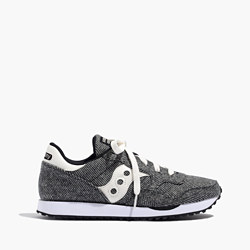 Madewell x Saucony® DXN Trainer Sneakers in Herringbone
