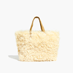 Owen Barry™ Toscana Shearling Tote