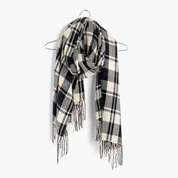 Patterson Plaid Scarf