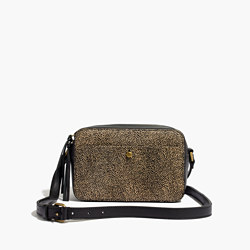 The Manchester Crossbody Bag in Calf Hair