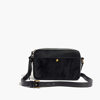 The Manchester Crossbody Bag in Calf Hair