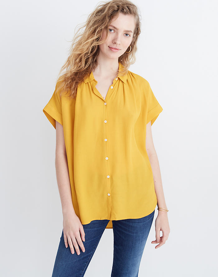 4c0f594af Button-Downs & Popover Shirts : Women's Shirts & Tops | Madewell