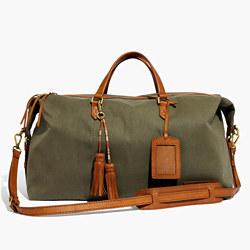 Madewell x FEED® Weekender Bag