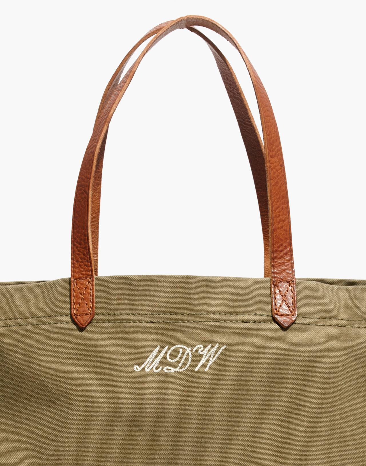 The Canvas Transport Tote in british surplus image 4