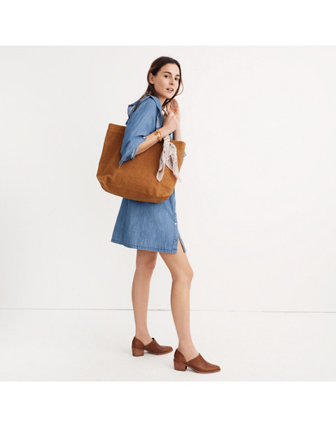 The Canvas Transport Tote in british surplus image 2