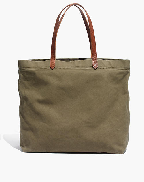 6c0a62b88 The Canvas Transport Tote in british surplus image 1