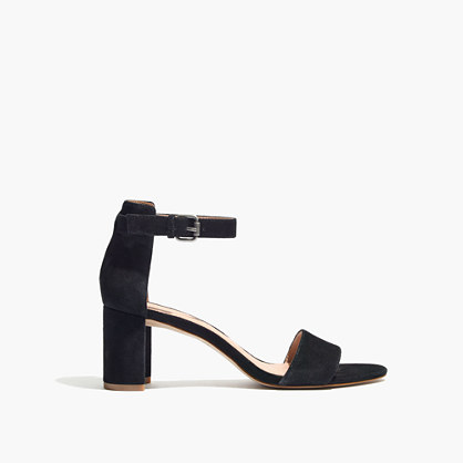 The Lainy Sandal in Suede