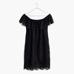 Dusklace Off-the-Shoulder Dress