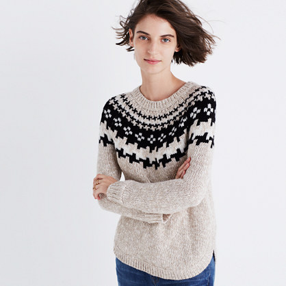 Driftweave Pullover Sweater
