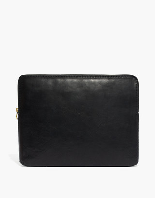 The Leather Laptop Case