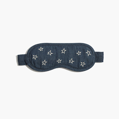 Chambray Shut-Eye Sleep Mask