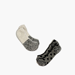 Two-Pack Jacquard Mix Low-Profile Socks