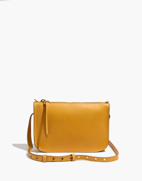 The Simple Crossbody Bag in sun image 1