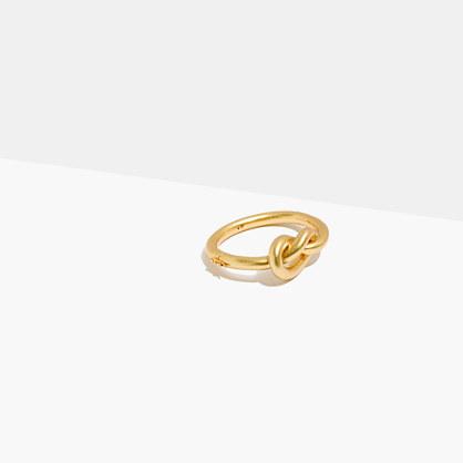 Knotted Hinge Bracelet