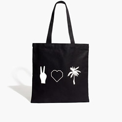 The Reusable Canvas Tote: Madewell Icons Edition